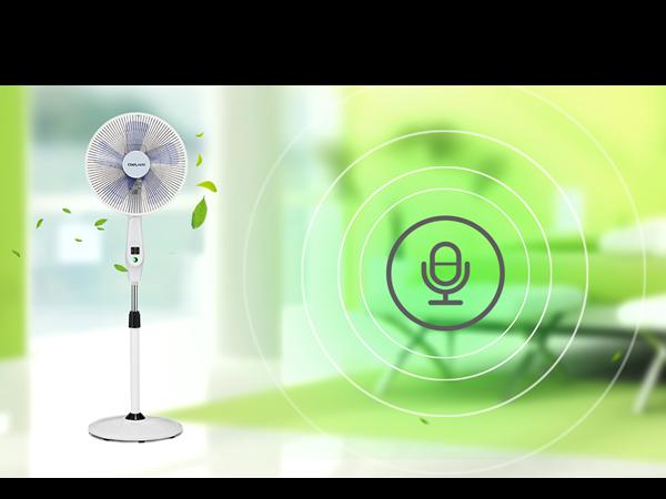 轻生活科技合作案例之——电风扇