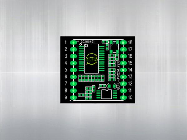 QLIFE-ASR21M 离线语音识别控制模组