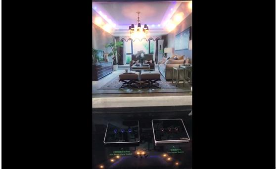 语音控制灯类系统