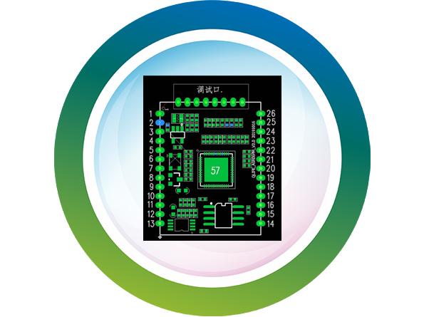QLIFE-ASR06XM 智能家居语音入口控制模组(标准模组)