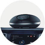 智能语音控制车载空净