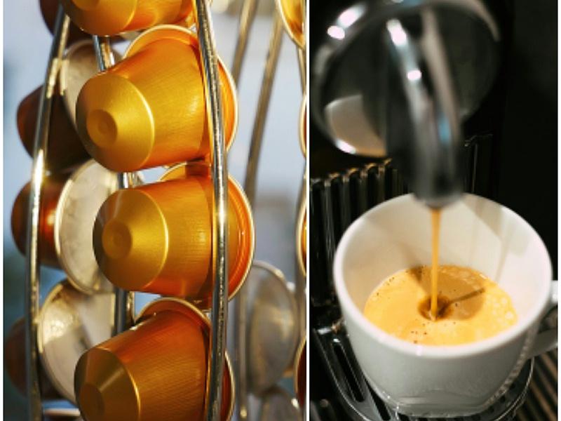 胶囊咖啡机无接触式离线语音控制
